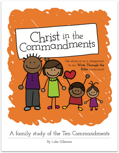 Christ in the Commandments
