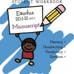 Exodus ESV Manuscript Cover