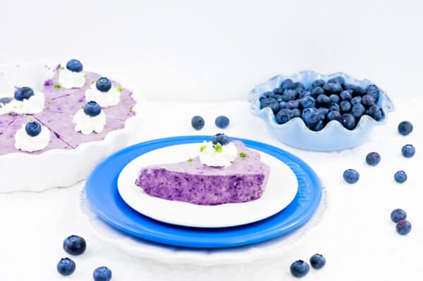 Refrigerator Blueberry Cheesecake Final 7