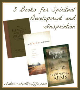 3 Books for Spiritual Development and Inspiration (Wellness Wednesday)