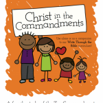 Christ in the Commandments Cover