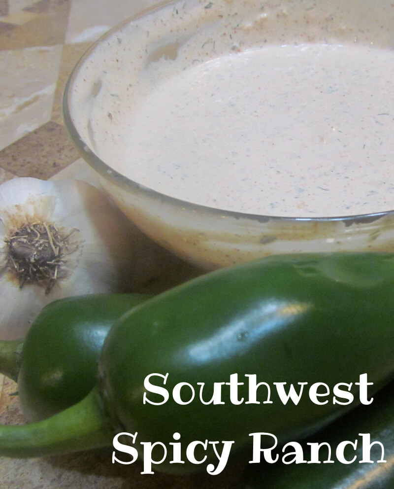 Southwest Spicy Ranch