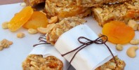 Delicious, Grain-Free Granola Bars!