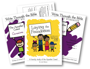 Apostles Creed Family Bundle Products