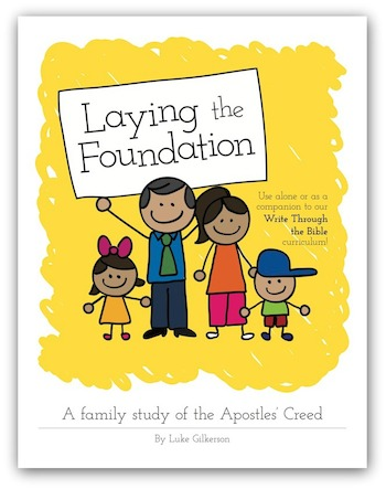 Laying the Foundation is free for THREE DAYS as our launch special.This is a fantastic study that will teach your child the essentials of the Christian Faith. Grab it now. Expires: Friday, July 19th, 2014 @ 11:50 PM EST #Freebie #BibleStudy #ChristianParenting