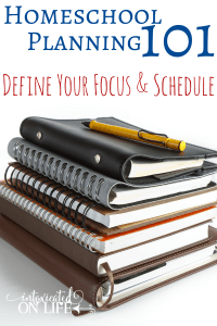 Homeschool Planning 101 (1)