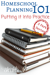 Homeschool Planning 101 (3)
