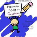Prov ESV Cursive Cover