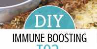 {DIY} Immune BoostingTea