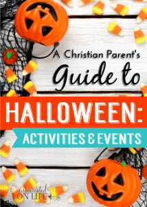 A Christian Parent's Guide to Halloween