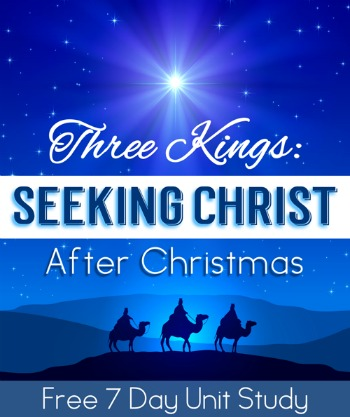 Seeking Christ After Christmas