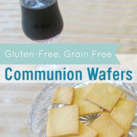 GlutenfreeGrainFreeCommunionWafers