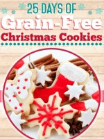 Grain-Free Christmas Cookies - Cover