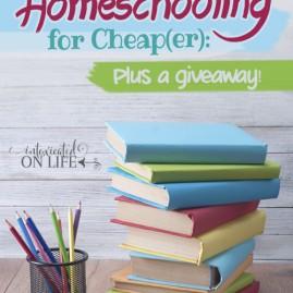 HomeschoolingforCheaper