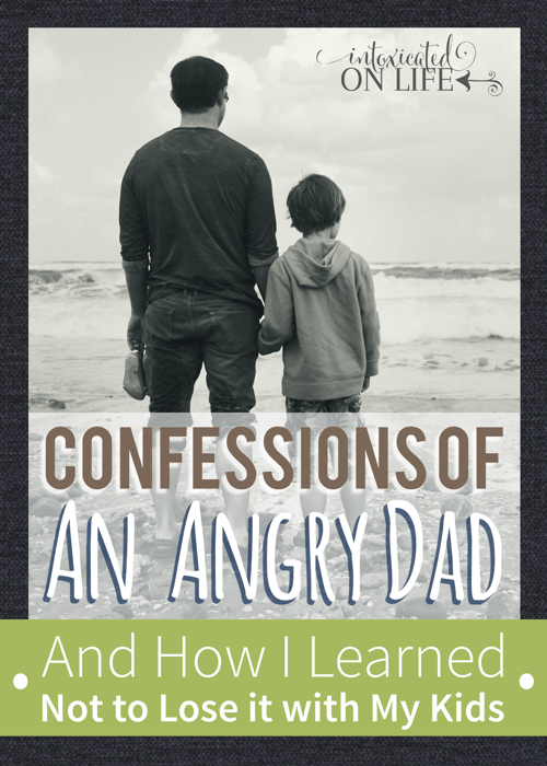 Confessions of an Angry Dad