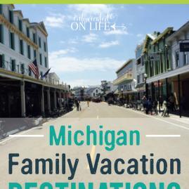 Mackinac Island Family Vacation