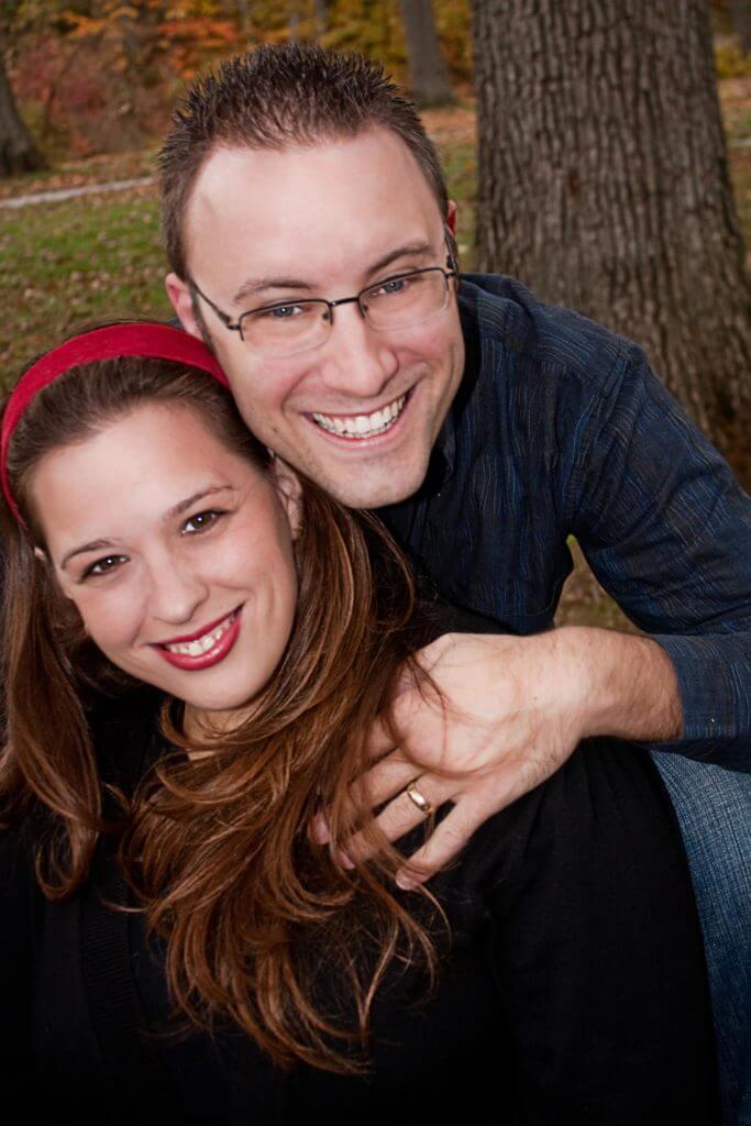 Luke and Trisha Gilkerson