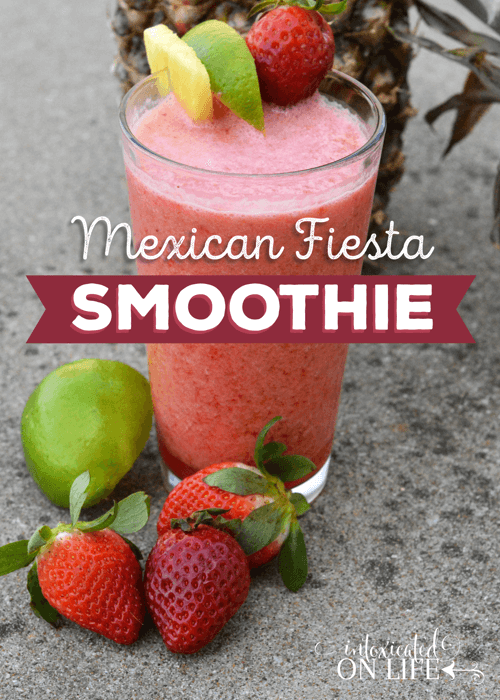 Mexican Fiesta Smoothie