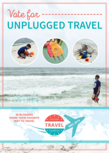 (Vote for) Unplugged Travel