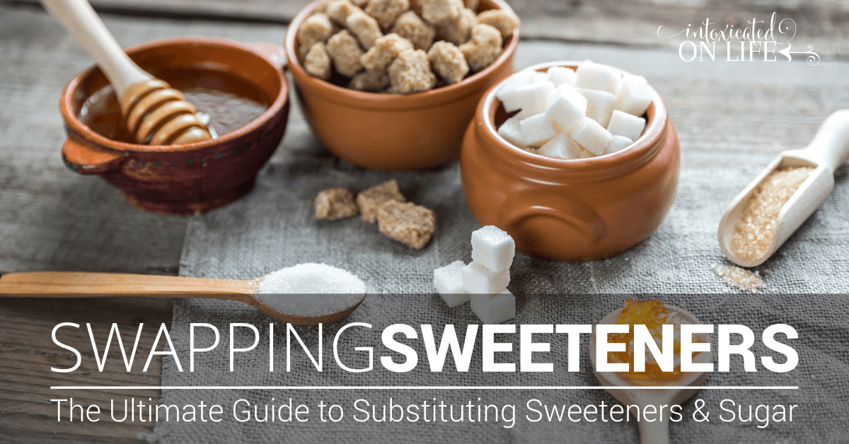 Swapping Sweeteners The Ultimate Guide To Substituting Sweeteners And Sugar