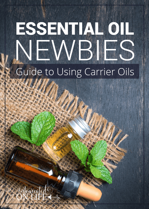 Essential Oil Newbies Guide To Using Carrier Oils