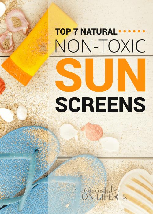 Top 7 Natural Non Toxic Sunscreens