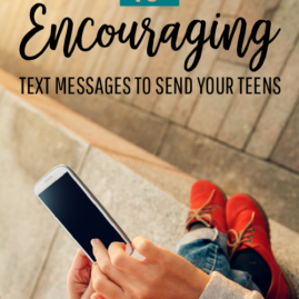 40+ Text Messages to Send Your Teens