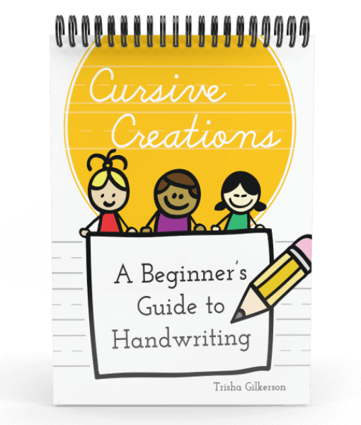 Cursive Creations: A Beginner's Guide to Handwriting