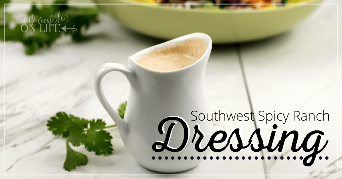 South West Spicy Ranch Dressing
