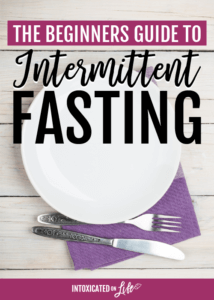 The Beginners Guide to Intermittent Fasting
