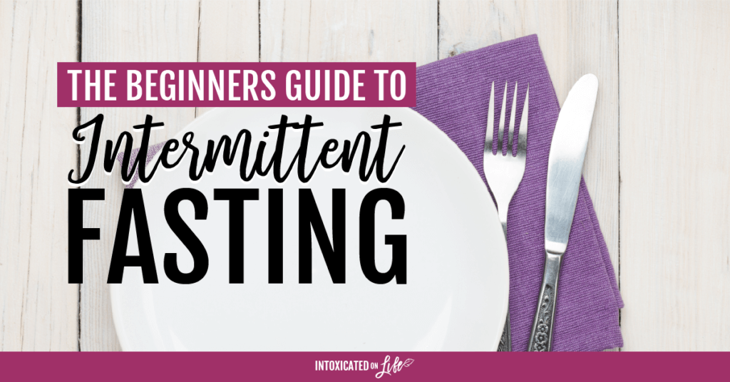 The Beginners Guide To Intermittent Fasting FB