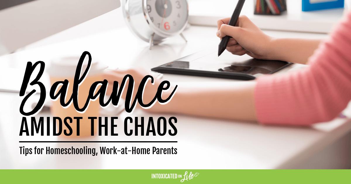 Balance Amidst The Chaos
