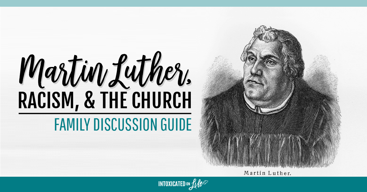 Martin Luther Racism And The Church