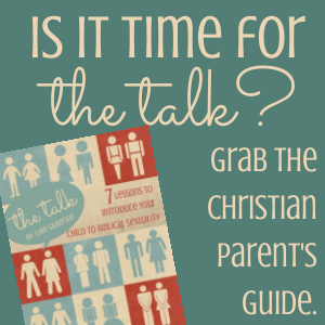The Talk - A Christian Parent's Guide