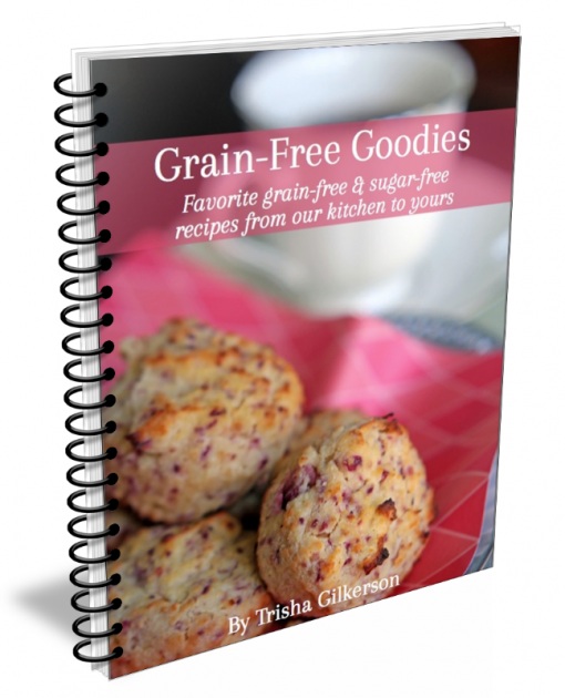 Grain Free Goodies