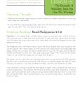 HOH – Lesson 15