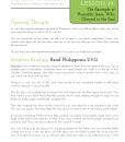 HOH – Lesson 17