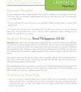 HOH – Lesson 2