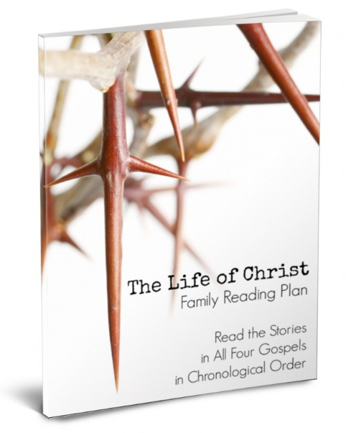 Life of Christ Family Reading Plan