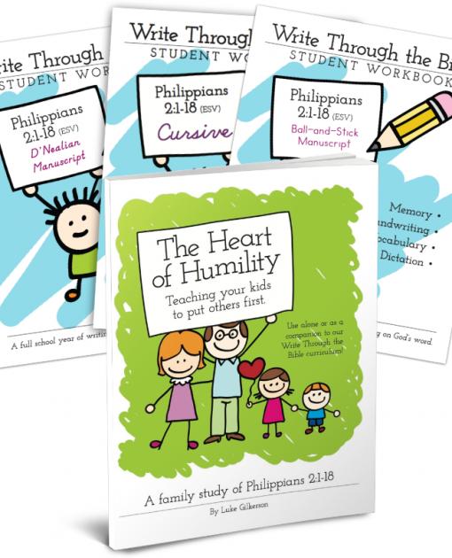 Philippians ESV Family Bundle