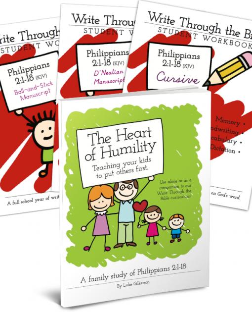 Philippians KJV Family Bundle