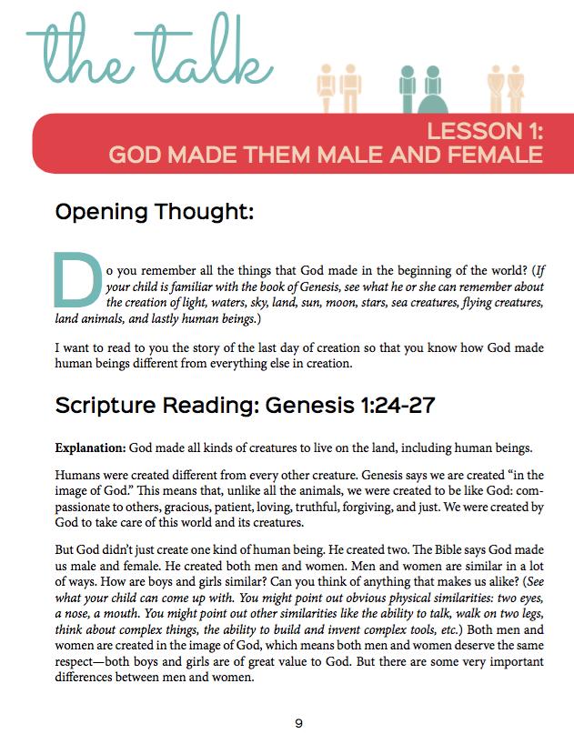 Human sexuality topics research paper biblica