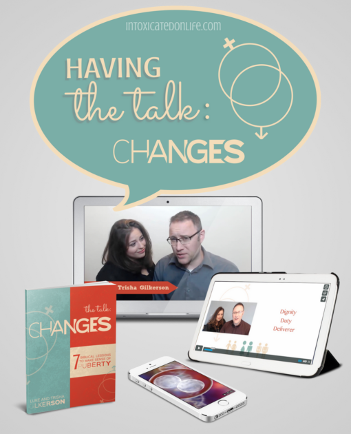 having-the-talk-changes
