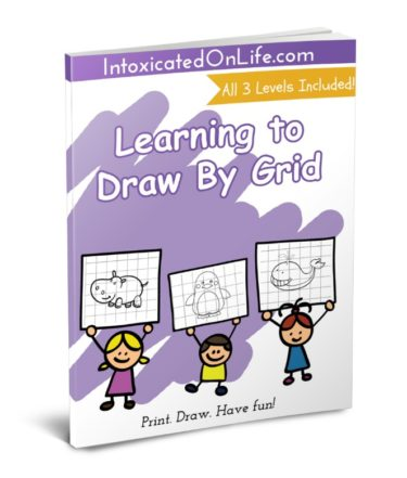 Learn to Draw By Grid