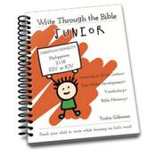 Write Through the Bible (Junior)
