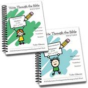 Write Through the Bible (Mastery)