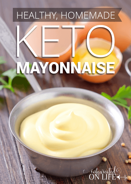 Healthy Homemade Mayonnaise (Keto)