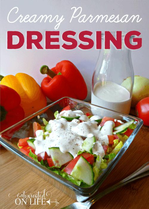 Creamy Parmesan Dressing