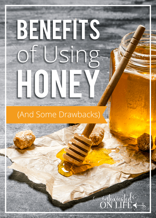 Benefits Of Honey And Some Drawbacks