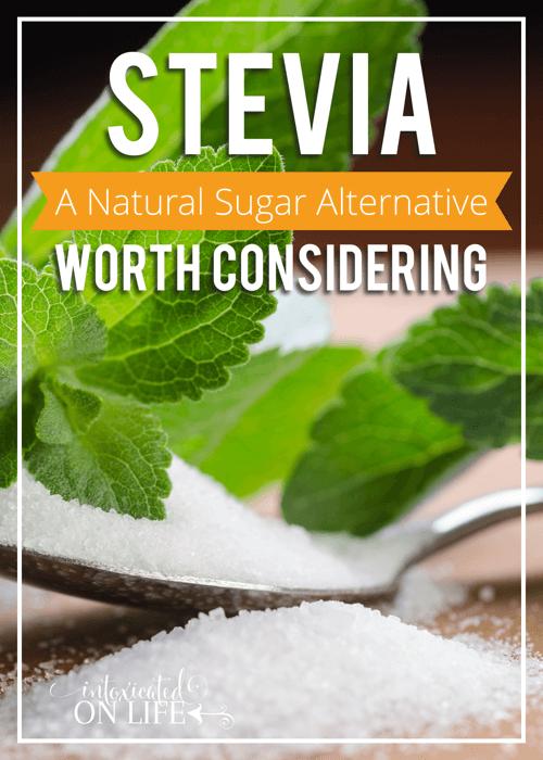 Stevia-ANaturalSugarAlternativeWorthConsidering